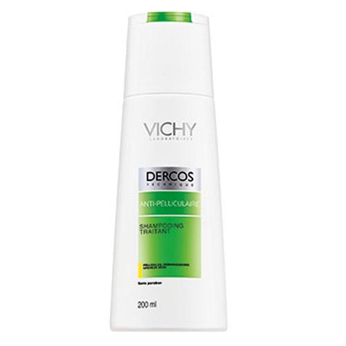 Vichy Šampon proti lupům pro suché vlasy Dercos 390 ml