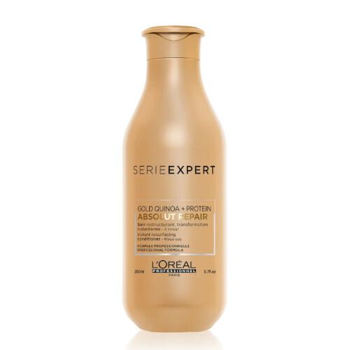 Loreal Professionnel Regenerační péče pro velmi poškozené vlasy Serie Expert Absolut Repair Gold Qui