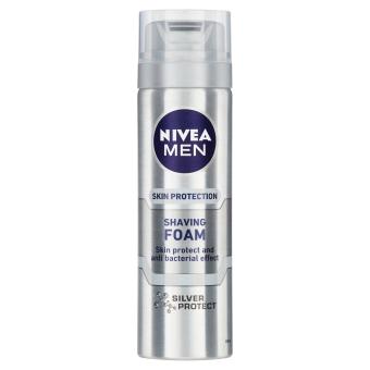 Nivea Men Sensitive Cooling pěna na holení 200 ml