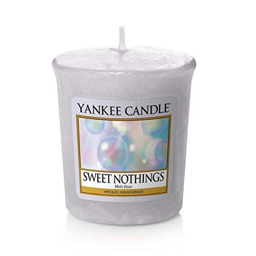 Yankee Candle Aromatická votivní svíčka Sladká nic (Sweet Nothings) 49 g