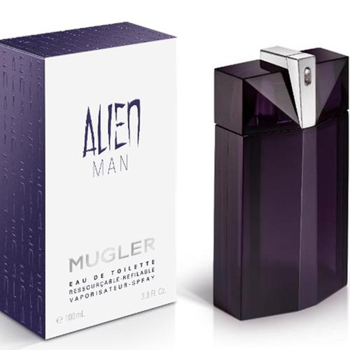 Thierry Mugler Alien Man - EDT (plnitelná) 100 ml