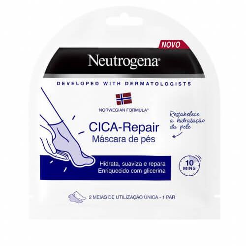 Neutrogena Hydratační maska na nohy CICA-Repair (Foot Mask) 1 pár