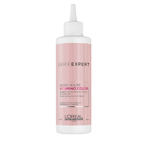Loreal Professionnel Vlasové mléko pro uzamčení barvy Série Expert Vitamino Color Acidic Sealer 210 ml
