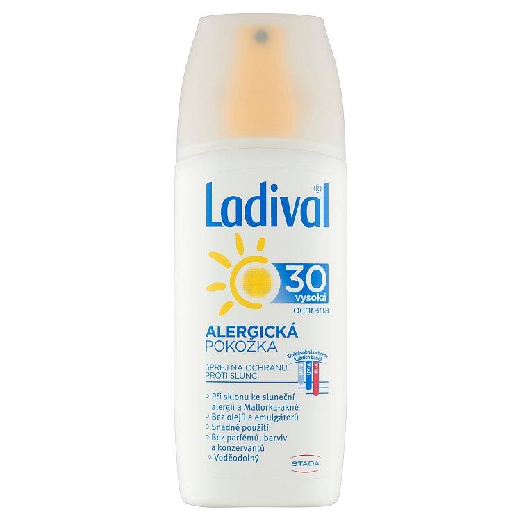 Ladival Sprej na ochranu proti slunci pro alergickou pokožku OF 30 150 ml
