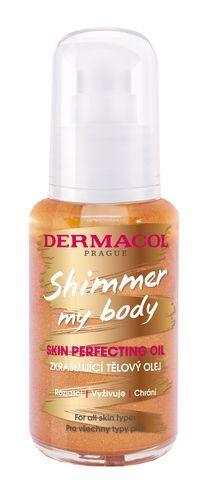 Dermacol Zkrášlující tělový olej Shimmer My Body 50 ml