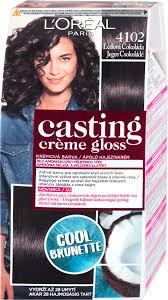 L´Oréal Paris Barva na vlasy Casting Crème Gloss 410 chladný kaštan