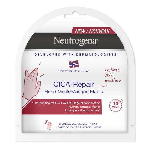 Neutrogena Pečující maska na ruce CICA-Repair 1 pár
