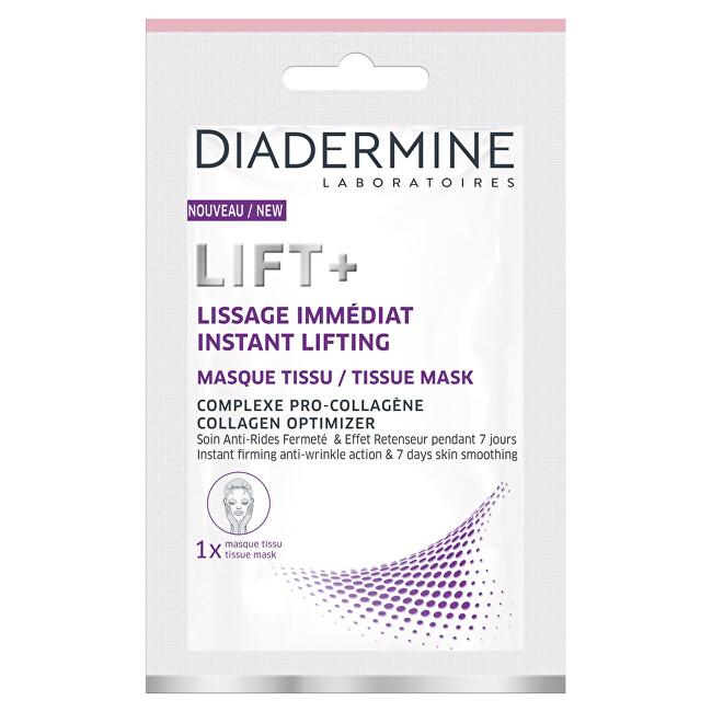 Diadermine pleťová maska s optimalizátorem kolagenu Lift+ 1 ks/bal.