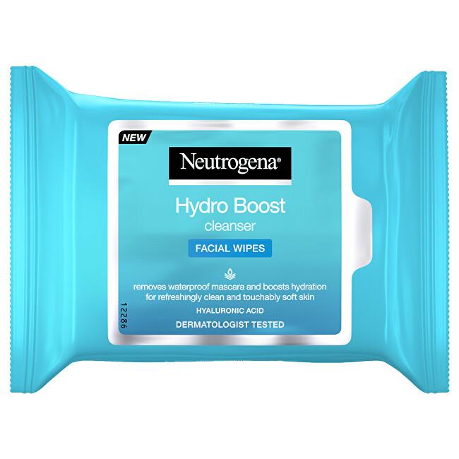 Neutrogena Vlhčené odličovací ubrousky Hydro Boost 25 ks