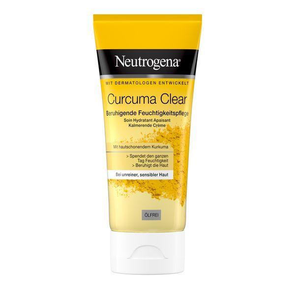 Neutrogena Hydratační krém Curcuma Clear 75 ml