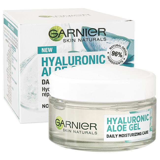 Garnier Hydratační gel pro normální a smíšenou pleť Hyaluronic Aloe Jelly 50 ml
