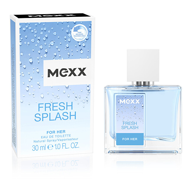 Mexx Fresh Splash Woman - EDT 50 ml