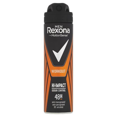 Rexona Antiperspirant ve spreji pro muže Workout 150 ml