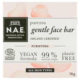 N.A.E. Naturale Antica Erboristeria Purezza čistící tuhé mýdlo na obličej 78 g