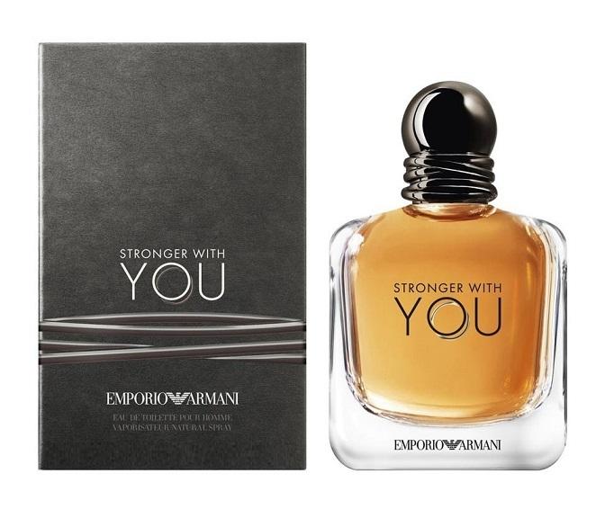 Armani Emporio Armani Stronger With You - EDT 150 ml