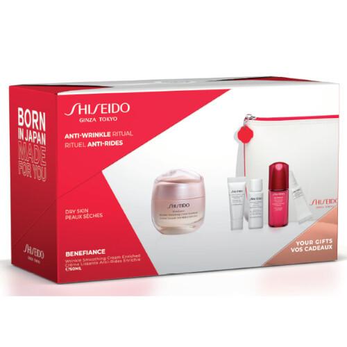 Shiseido Kosmetická sada pro ženy Anti-Wrinkle Ritual