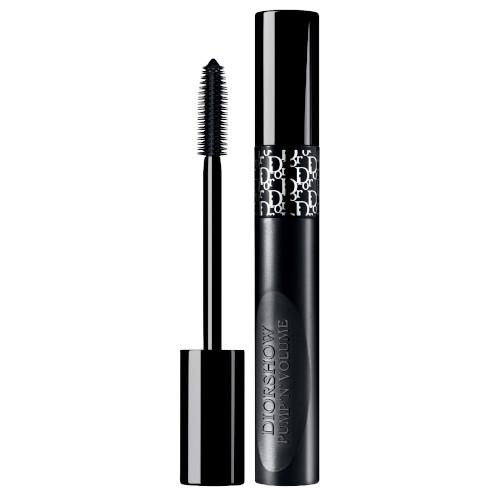 Dior Stlačitelná řasenka pro XXL objem řas Diorshow Pump`N Volume HD 090 Black Pump 6 ml
