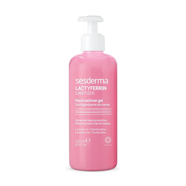 Sesderma Dezinfekční gel na ruce Lactyferrin (Hand Sanitizer Gel) 250 ml