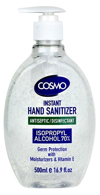 Antibakteriální gel na ruce 500 ml