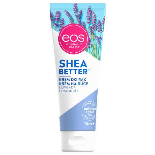 EOS Krém na ruce s vůní levandule Shea Better (Lavender Hand Lotion) 74 ml