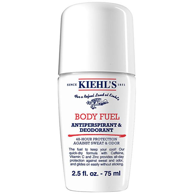 Kiehl´s Kuličkový antiperspirant pro muže Body Fuel (Antiperspirant & Deodorant) 75 ml