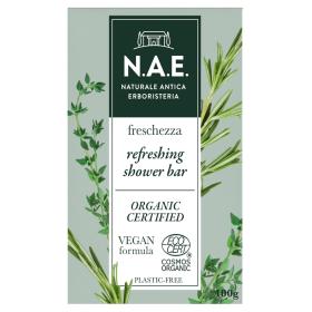 N.A.E. Naturale Antica Erboristeria Freschezza osvěžující tuhé tělové mýdlo 100 g