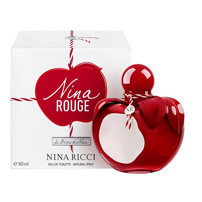 Nina Ricci Nina Rouge - EDT 50 ml