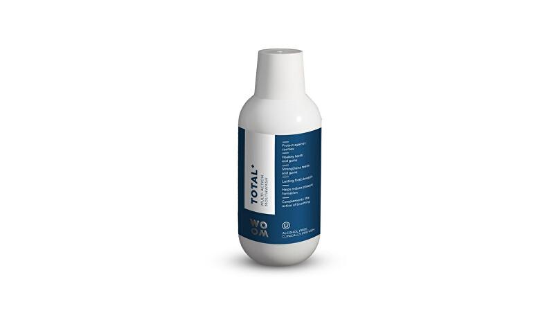 WOOM Ústní voda TOTAL+ (Multi-Action Mouthwash) 500 ml