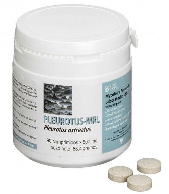 Hlíva ustřičná (Pleurotus), 90 tablet