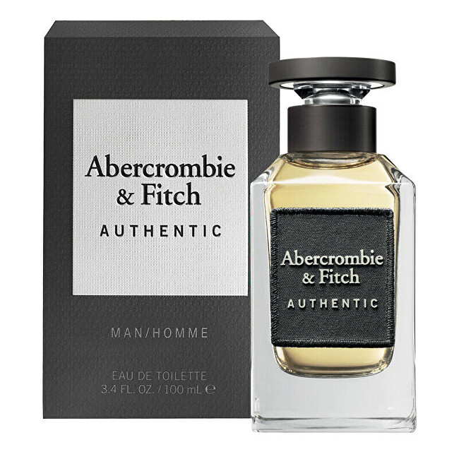 Abercrombie & Fitch Authentic Man - EDT 30 ml