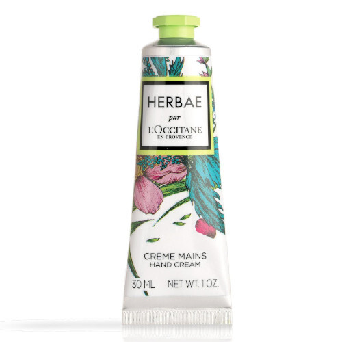 L`Occitane en Provence Krém na ruce s vůní divokých trav a květin (Hand Cream) 30 ml