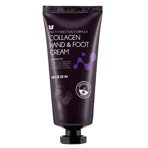 Mizon Krém na ruce a nohy s mořským kolagenem (Collagen Hand and Foot Cream) 100 ml