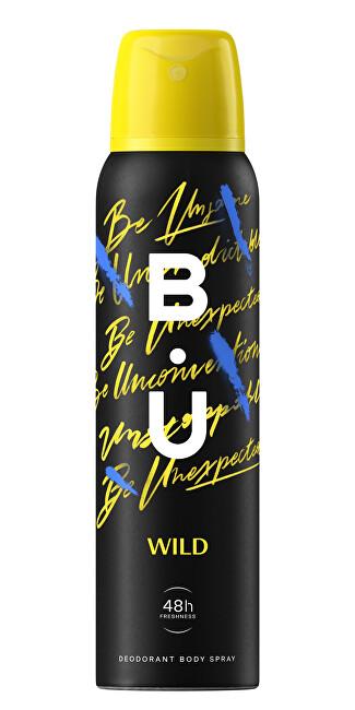 B.U. Wild - deodorant ve spreji 150 ml