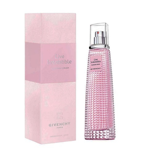 Givenchy Live Irrésistible Blossom Crush - EDT 75 ml