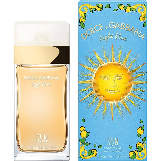 Dolce & Gabbana Light Blue Sun - EDT 25 ml