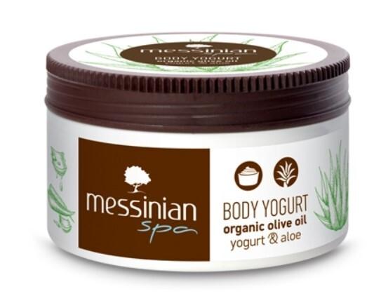 Tělový krém jogurt & aloe vera 250 ml