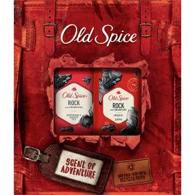 Old Spice Rock Adventurer Vánoční Dárková Sada Pro Muže 2 ks/bal.