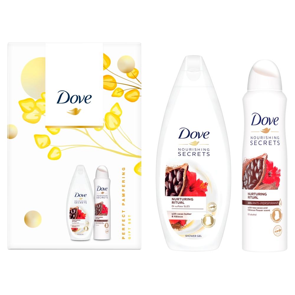 Dove Perfect Pampering dárková kosmetická sada 2 ks