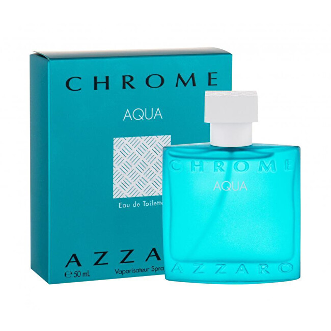 Azzaro Chrome Aqua - EDT 50 ml