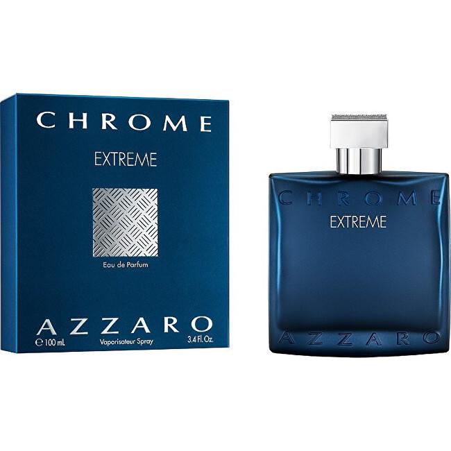Azzaro Chrome Extreme - EDT 100 ml