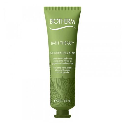 Biotherm Osvěžující krém na ruce Bath Therapy (Invigorating Hand Cream) 30 ml