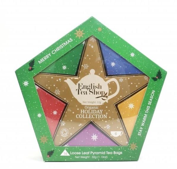 Dárková kolekce se Zlatou hvězdou 16 čajových sáčků