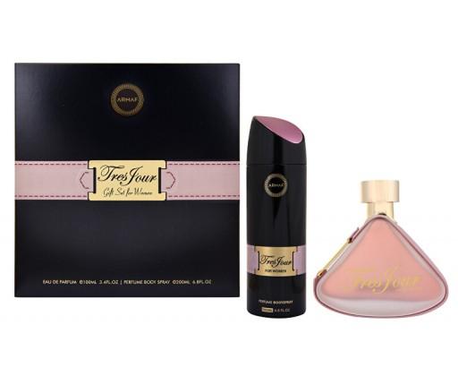 E-shop Armaf Tres Jour - EDP 100 ml + deodorant ve spreji 200 ml