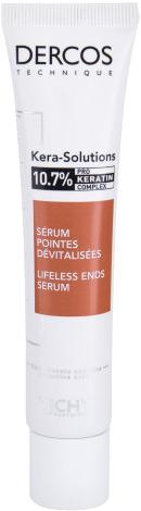 Vichy Sérum na poškozené vlasy Dercos Kera-Solutions (Lifeless Ends Serum) 40 ml