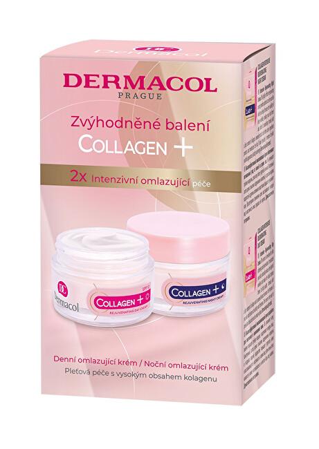Dermacol Dárková sada Duopack Collagen +