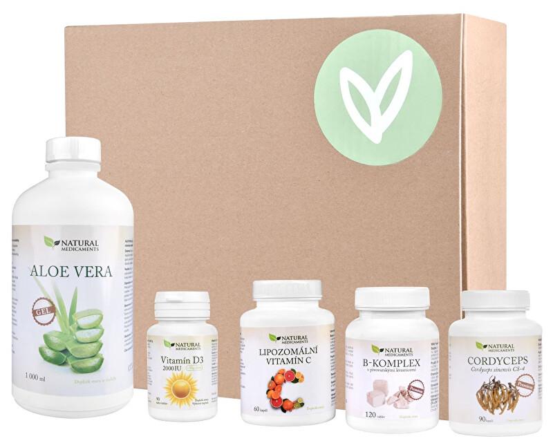 Vánoční balíček Natural Medicaments