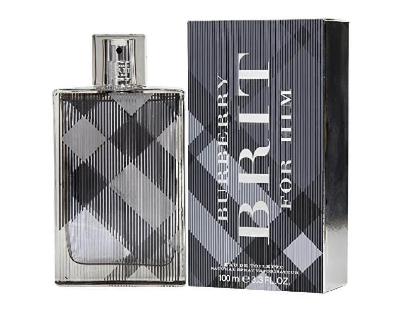 Burberry Brit For Men - EDT 100 ml