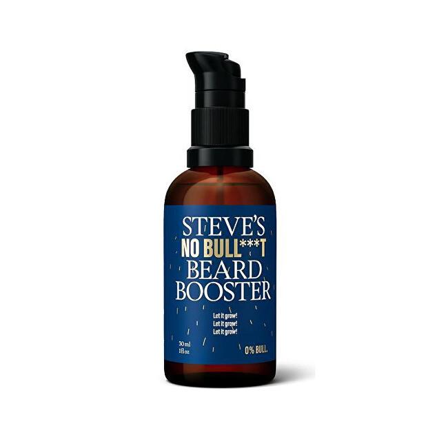 Steve´s Přípravek na podporu růstu vousů Steve`s Beard Booster 30 ml