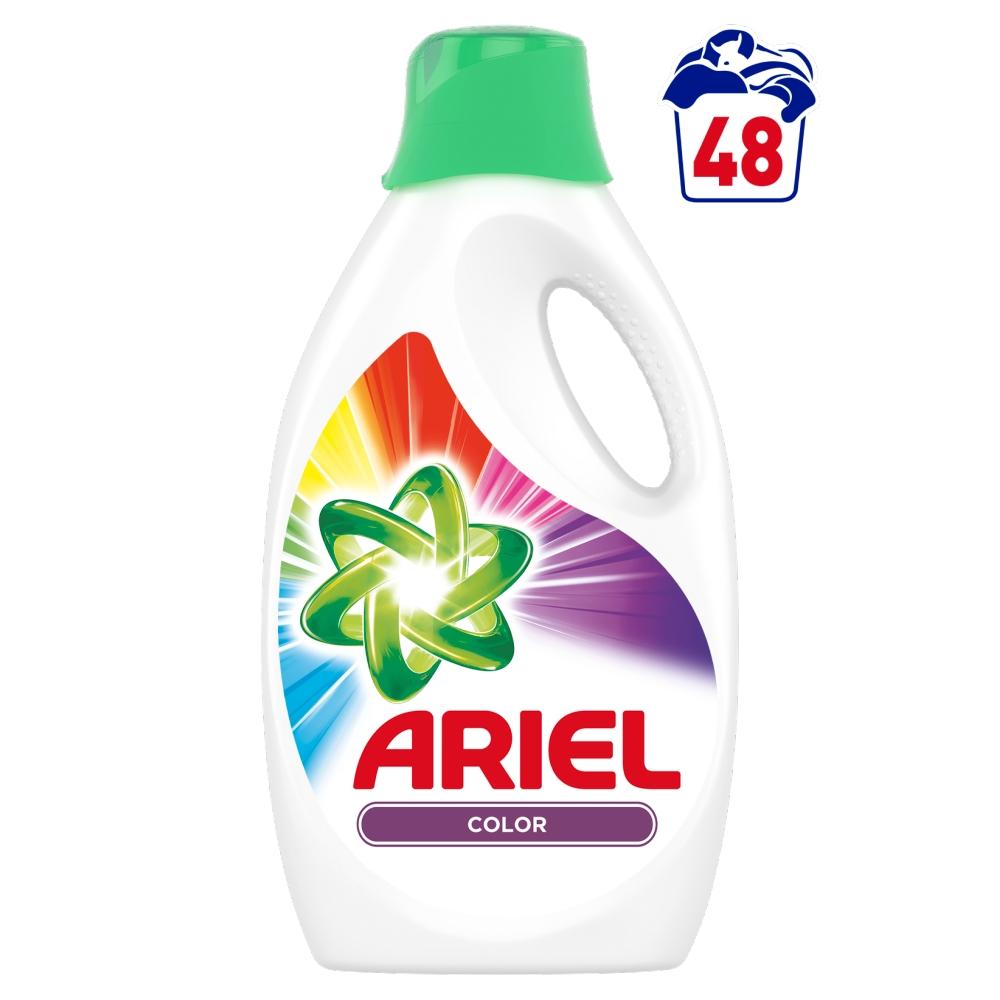 Ariel Color prací gel, 48 praní 2,64 l