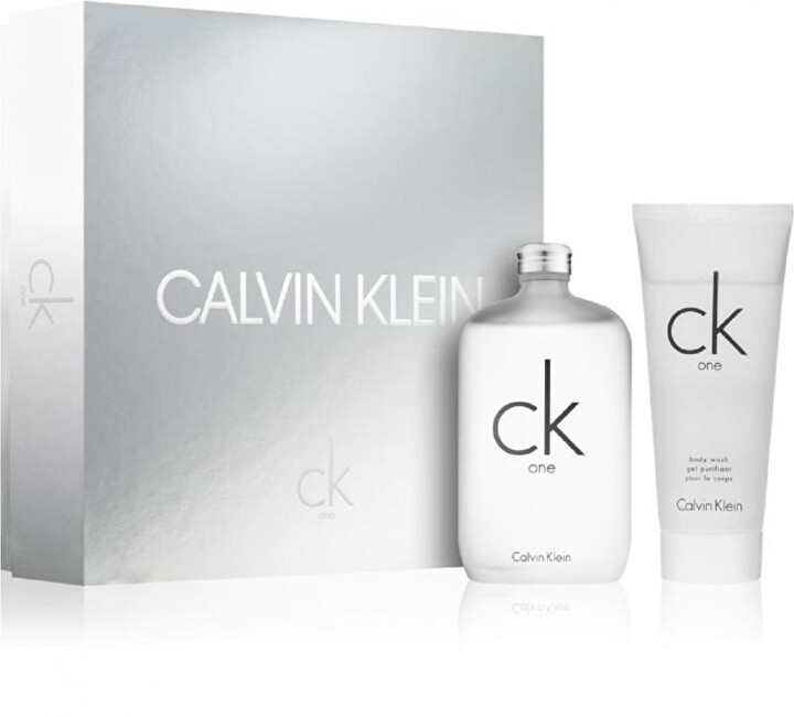 Calvin Klein CK One - EDT 50 ml + sprchový gel 100 ml